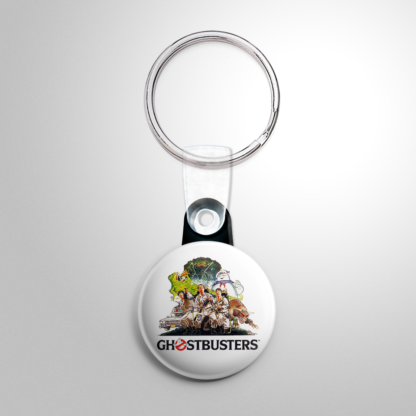 Comedy - Ghostbusters (C) Keychain