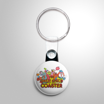 TV Shows - Great Space Coaster Keychain