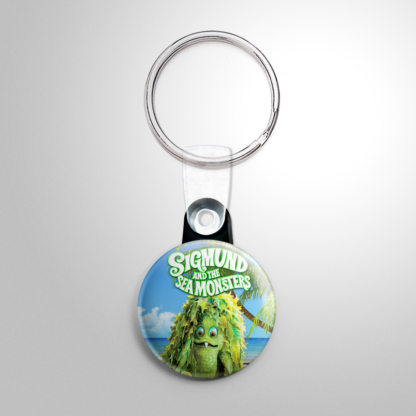 TV Shows - Sigmund and the Sea Monsters Keychain