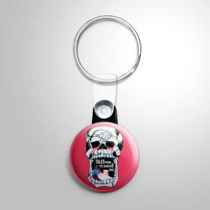Horror - Tales from the QuadeaD Zone Keychain