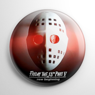 Friday the 13th A New Beginning (B) Button