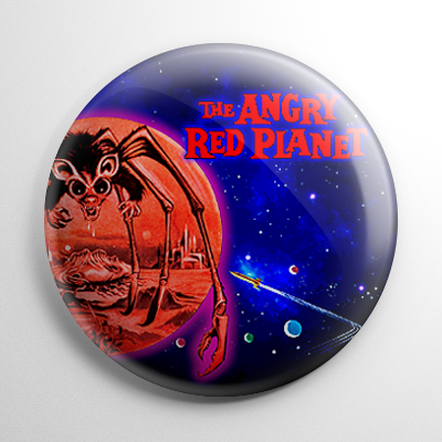 Angry Red Planet Button