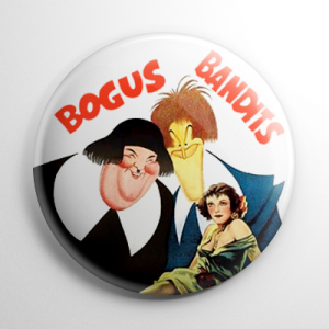 Bogus Bandits Button