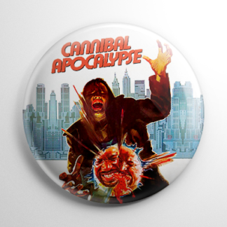 Cannibal Apocalypse Button