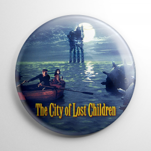 City of Lost Children Button