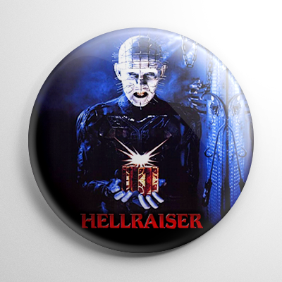 Hellraiser Button