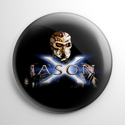 Friday the 13th Jason X (A) Button