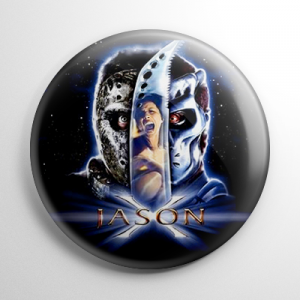 Friday the 13th Jason X (B) Button