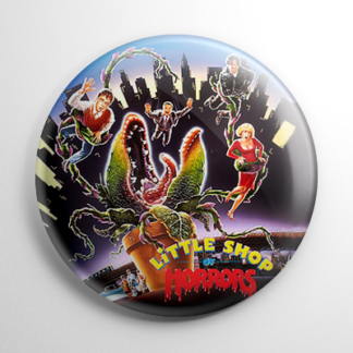 Little Shop of Horrors Button