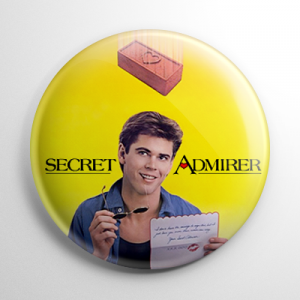 Secret Admirer Button