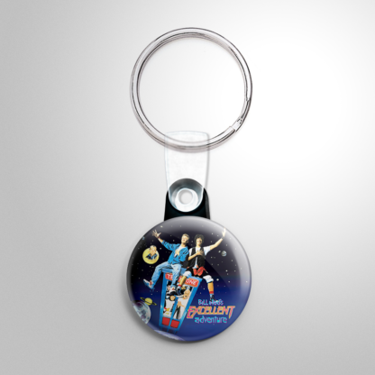 Comedy - Bill & Ted's Excellent Adventure Keychain
