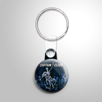 Horror - Captain Clegg Keychain