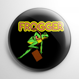 Frogger Button