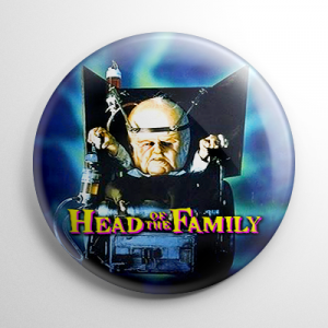 Head of the Family Button