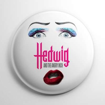 Hedwig and the Angry Inch Button