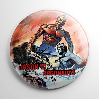 Jason and the Argonauts Button
