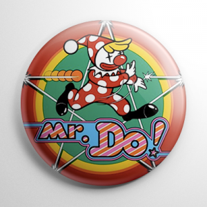 Mr. Do Button