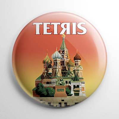 Tetris Button