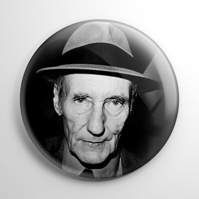 William S. Burroughs Button