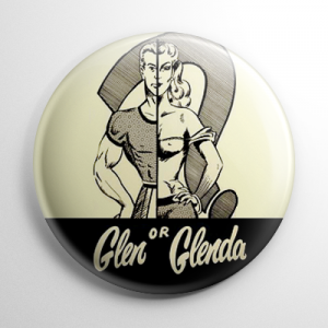 Glen or Glenda Button