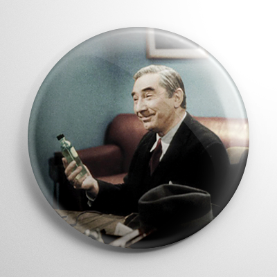 Black Cat - Bela Lugosi Button
