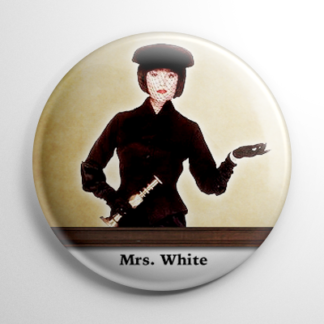 Clue Mrs. White Button