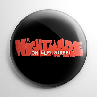 Nightmare on Elm Street Title Button