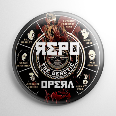 Repo! The Genetic Opera (A) Button