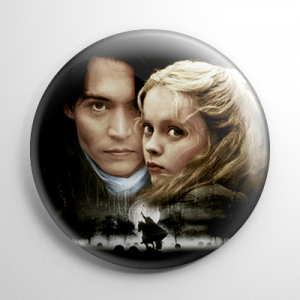Sleepy Hollow (B) Button