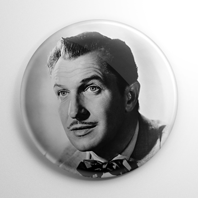 Vincent Price Button