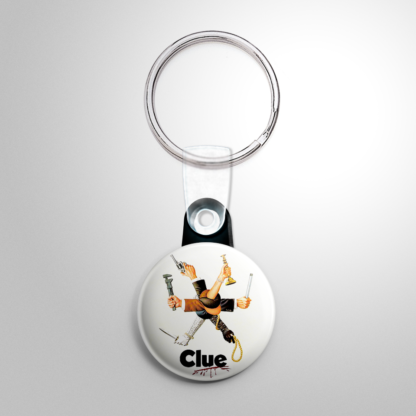 Comedy - Clue (A) Keychain