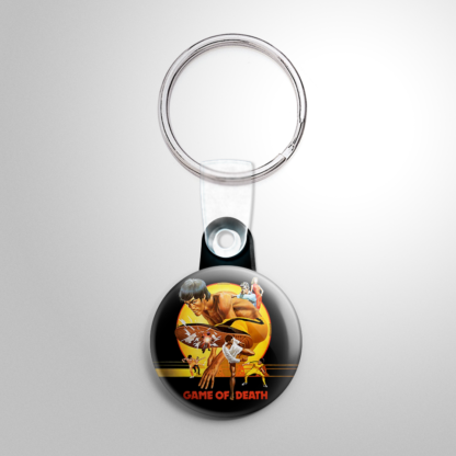 Grindhouse - Game of Death Keychain