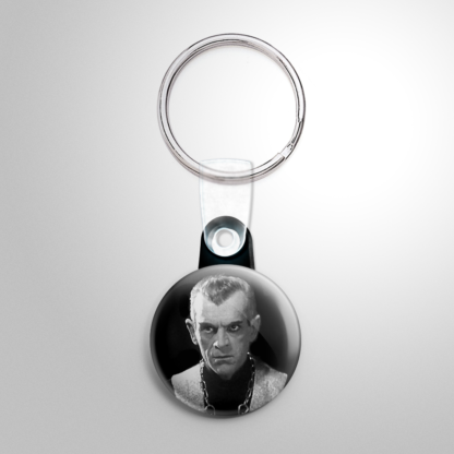 Monsters - Black Cat: Boris Karloff Keychain