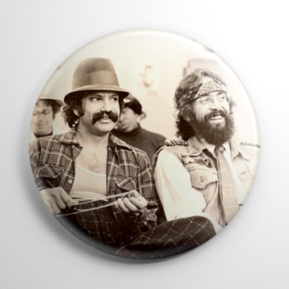 Cheech & Chong Button