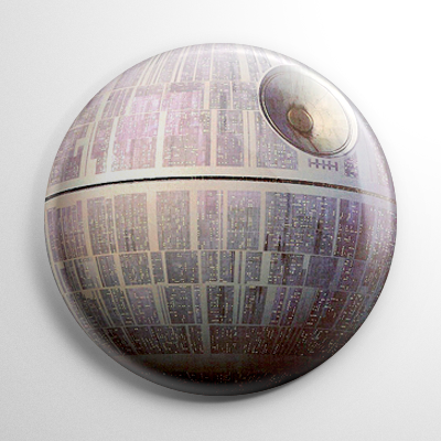Death Star Button