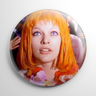 The Fifth Element Leeloo Button