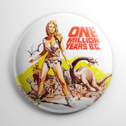 One Million Years B.C. Button