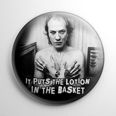 Silence of the Lambs - Buffalo Bill Button