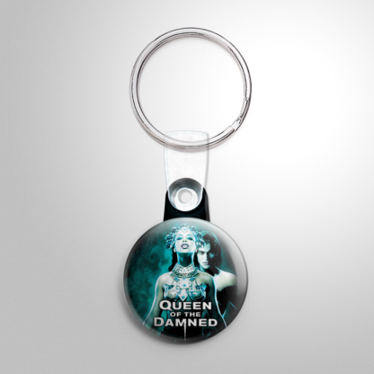 Horror - Queen of the Damned Keychain