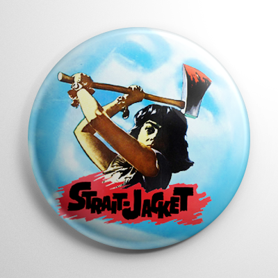 Strait Jacket Button