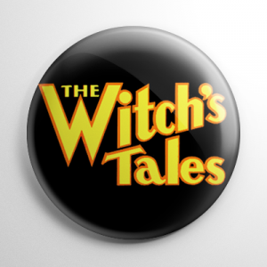 Witch's Tale Button