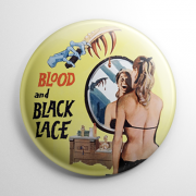Blood and Black Lace Button