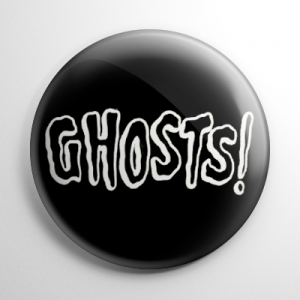 Ghosts! Button