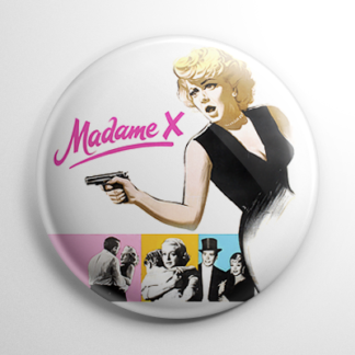 Madame X Button