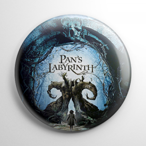 Pan's Labyrinth Button