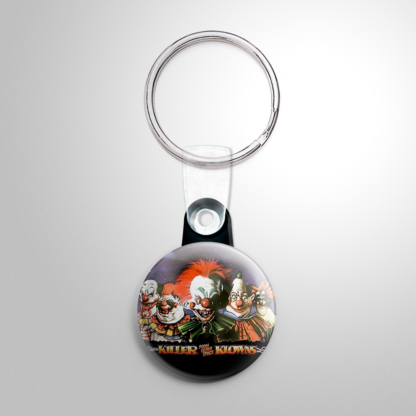 Horror - Killer Klowns from Outer Space Keychain