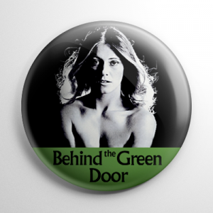 Behind the Green Door Button