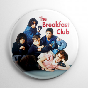 Breakfast Club Button