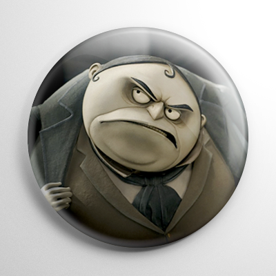 Corpse Bride - Finis Everglot Button