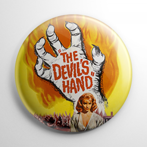 Devil's Hand Button